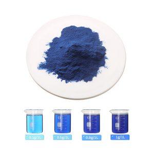 spirulina extract phycocyanin E30 and aqueous solution