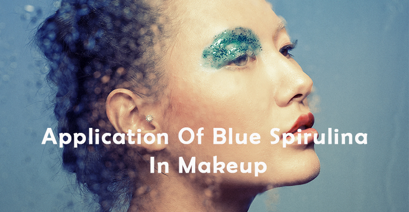 Application Of Blue Spirulina In Makeup