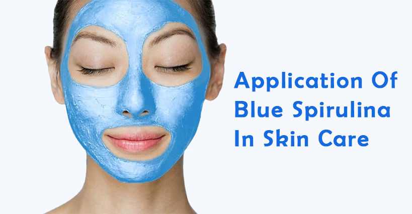 Application Of Blue Spirulina In Skin Care Products