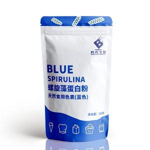 blue spirulina binmei