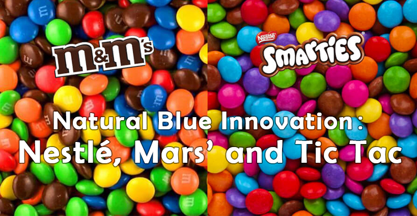 Natural Blue Innovation: Nestlé, Mars' and Tic Tac