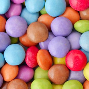 blue spirulina used in candy